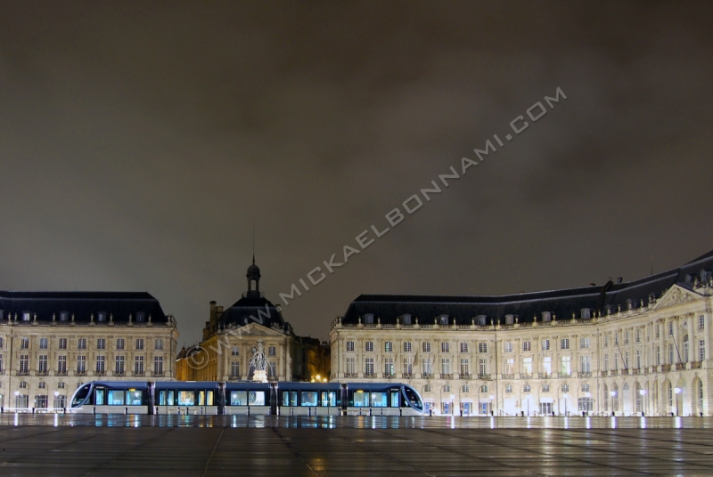 Place de la Bourse - Bordeaux - Gironde
