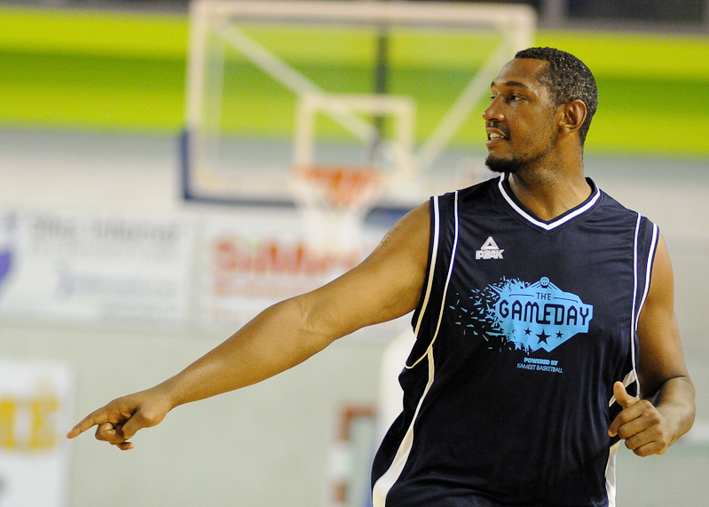Gameday 2013 - Basket - Bordeaux - Boris Diaw - Mickaël Bonnami Photographe