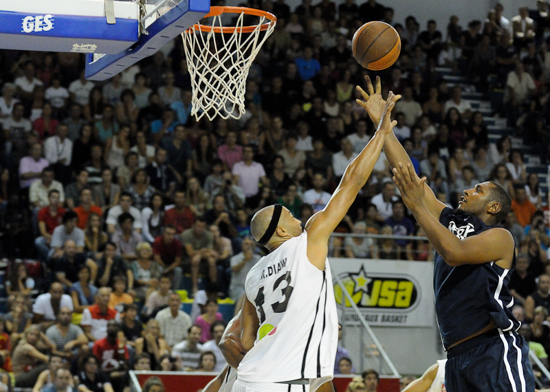 Gameday 2012 - Basket - Bordeaux - Boris Diaw - Mickaël Bonnami Photographe