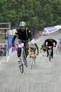 Championnat de France de BMX 2012 - Bordeaux - Place des Quinconces