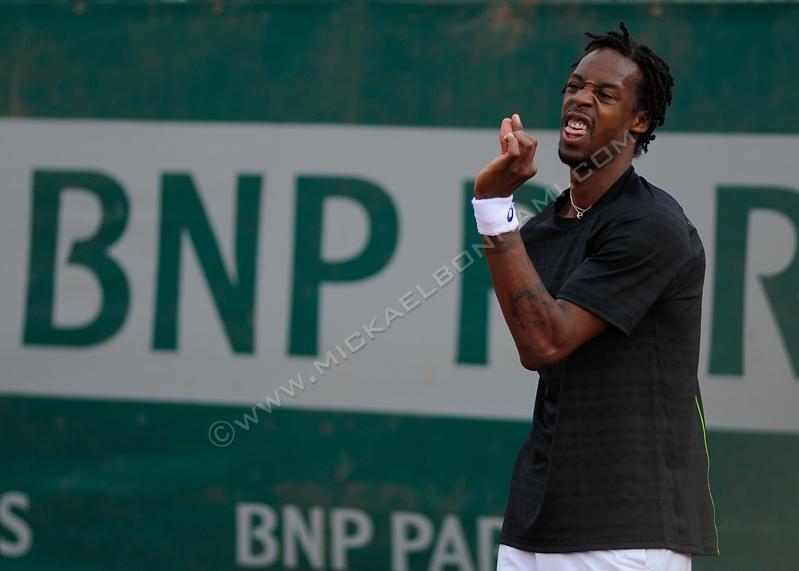 Tournoi international ATP de Bordeaux Primrose 2013 - Gaël Monfils