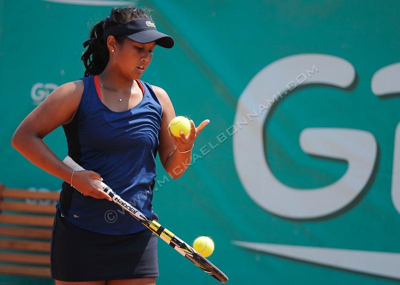 Open Gdf Suez Biarritz 2013 - Tournoi international de tennis féminin