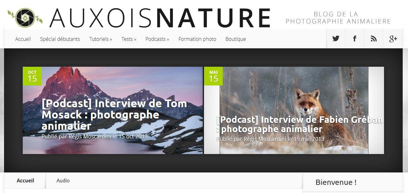 Auxois nature - Le blog de la photographie animalière