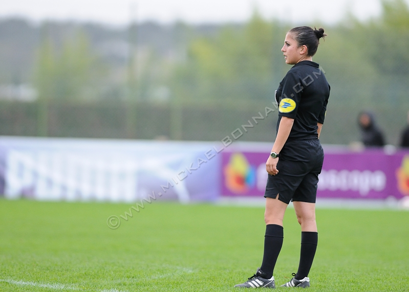 Championnat de D1 féminine - Soyaux-Muret