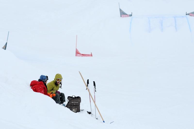 Photographier les sports d'hiver - Froid