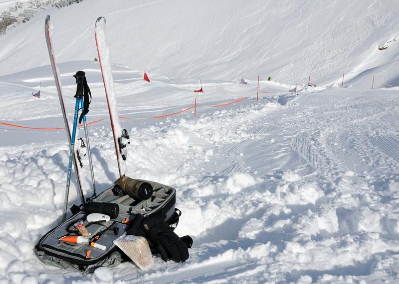 Photographier les sports d'hiver - Matériel photo - Neige - Ski