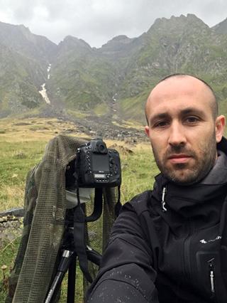 Mickaël Bonnami - Photographe - Nature - Animalier - Sport - Pyrénées