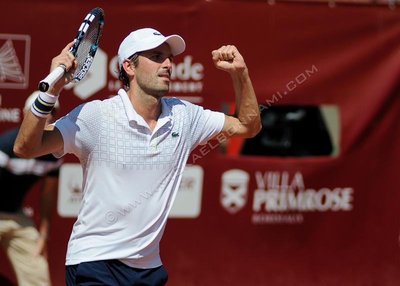 Tournoi ATP Bordeaux Primrose 2014 - Tennis - Julien Benneteau