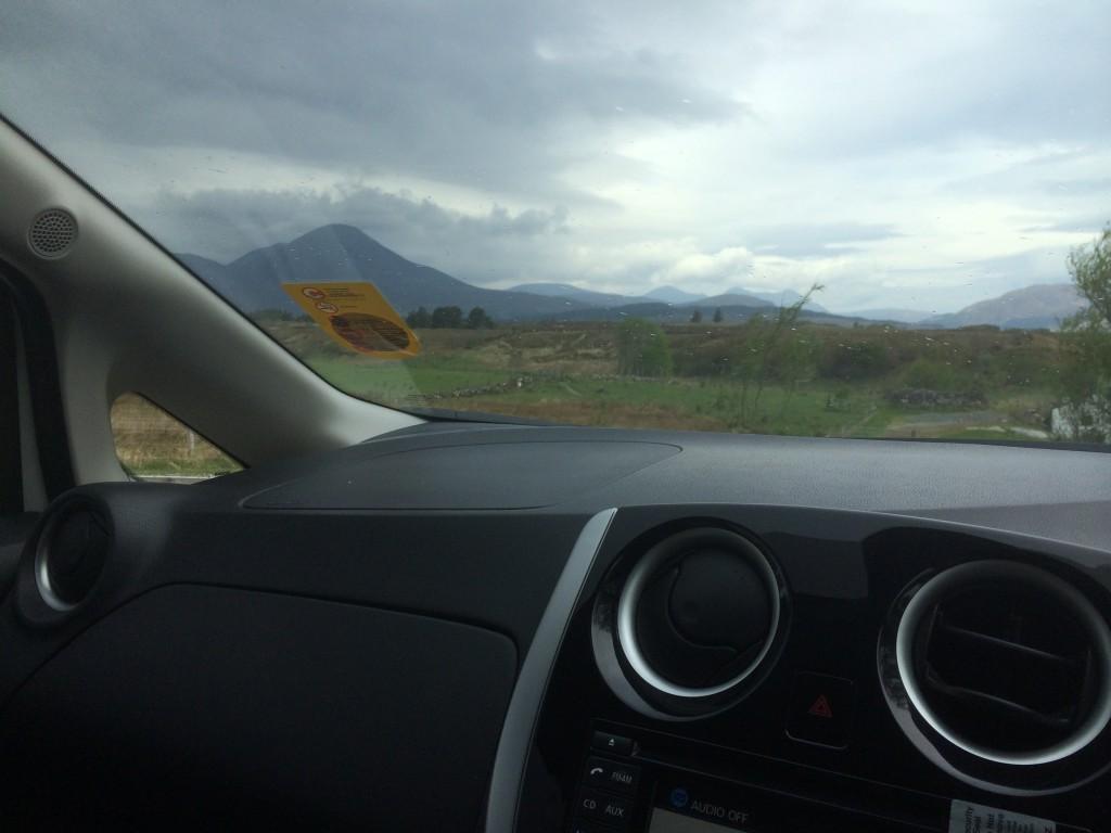 Petite pause sur l'Ile de Skye