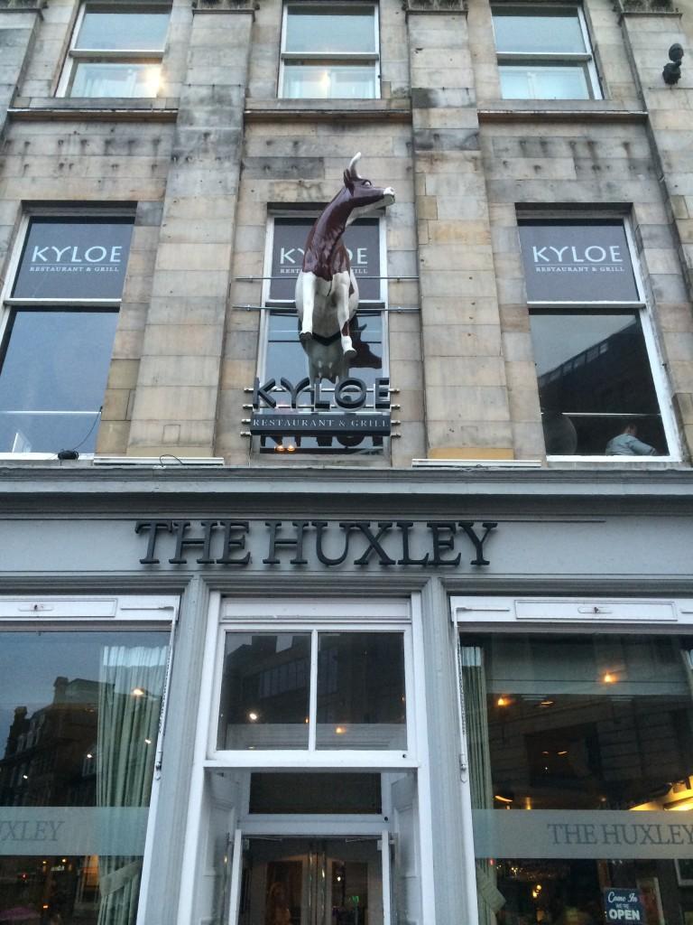 The Huxley - Restaurant italien - Edimbourg - Ecosse