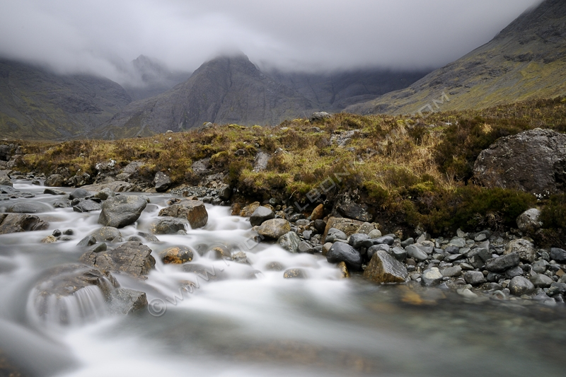 Ile de Skye - Ecosse - Fairy Pools