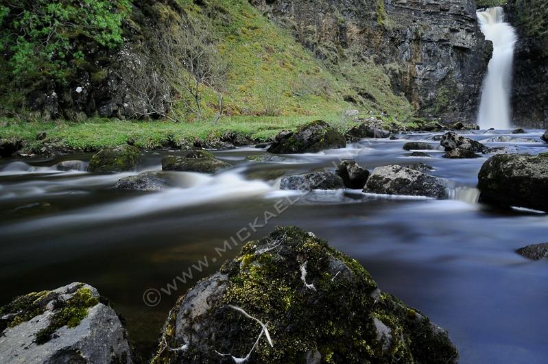 Ile de Skye - Ecosse - Abhainn an Lethuillt