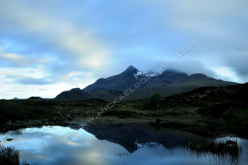 Ile de Skye - Ecosse - River Sligachan