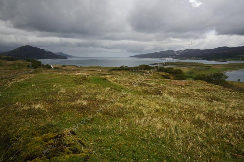 Ile de Skye - Ecosse - Loch Portree