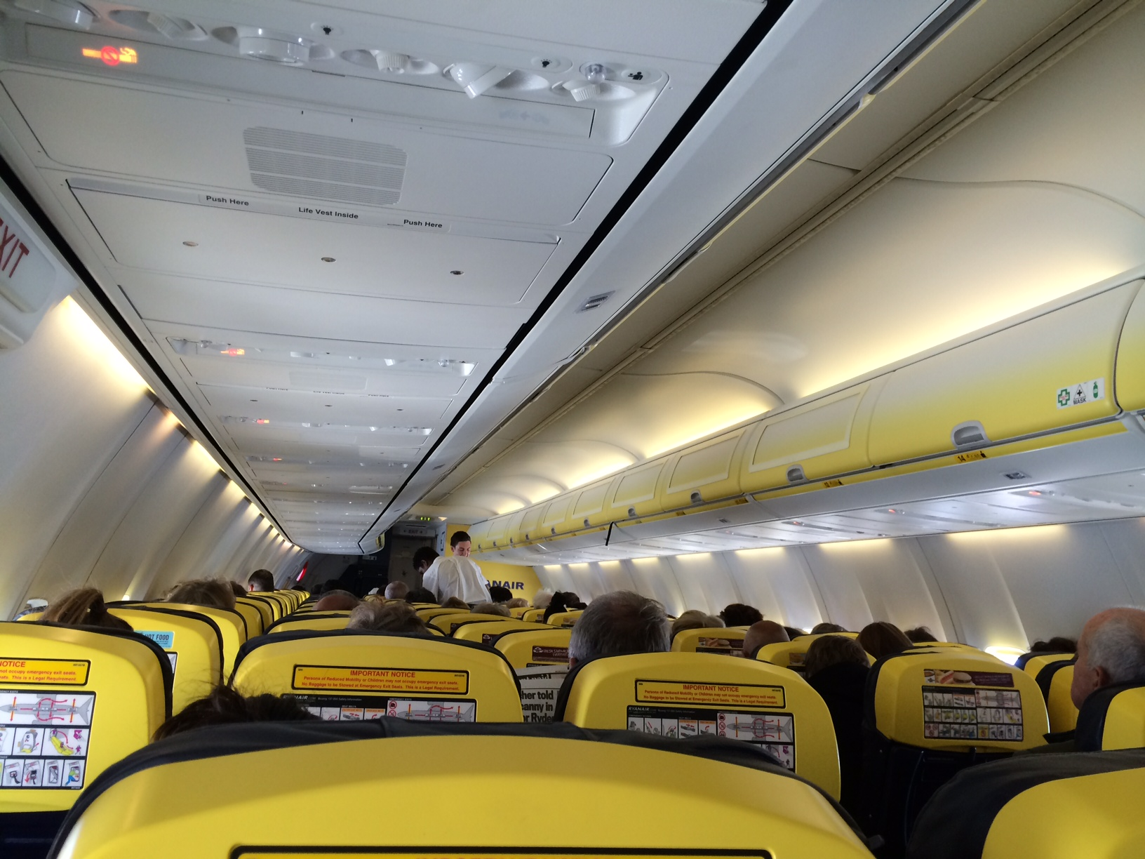 Bordeaux parc cairngorms voyage en ecosse episode 1 for Interieur avion ryanair