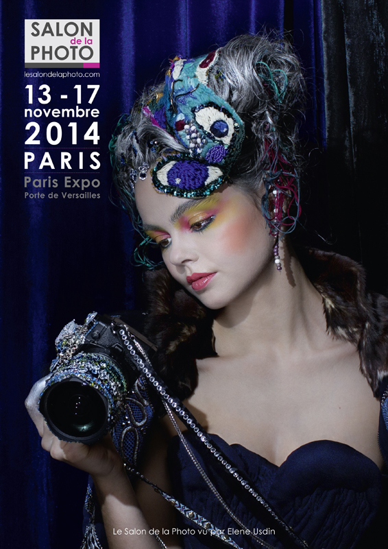 Salon de la photo 2014 - Paris Porte de Versailles