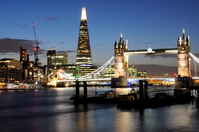 Tirage 9 - London