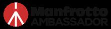 Logo Ambassadeur Manfrotto - Mickaël Bonnami - Photographe - Manfrotto Ambassador