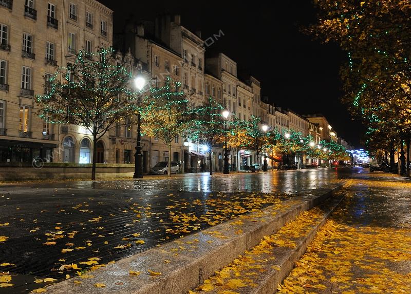 Bordeaux - Cours du Chapeau Rouge