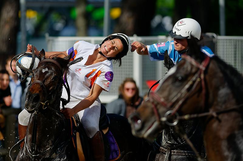Horse-ball - Sport féminin - Aquitaine