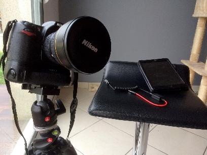 Comment réaliser son autoportrait - Backstage - Mickaël Bonnami Photographe