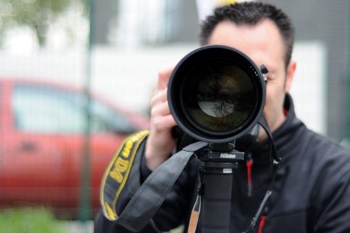 Photo de profil Mickaël Bonnami Photographe