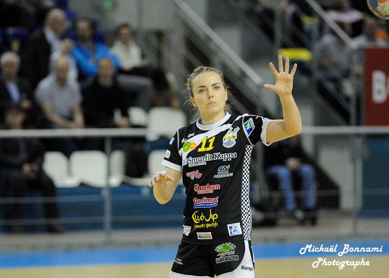 Test nouveau copyright - UMB-B - Handball
