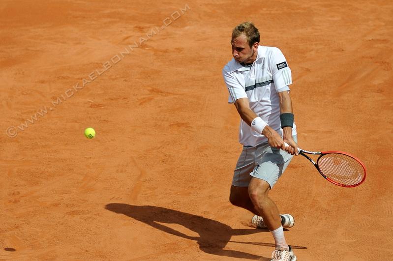 Tournoi ATP Bordeaux Primrose 2015 - Tennis - Thiemo de Bakker