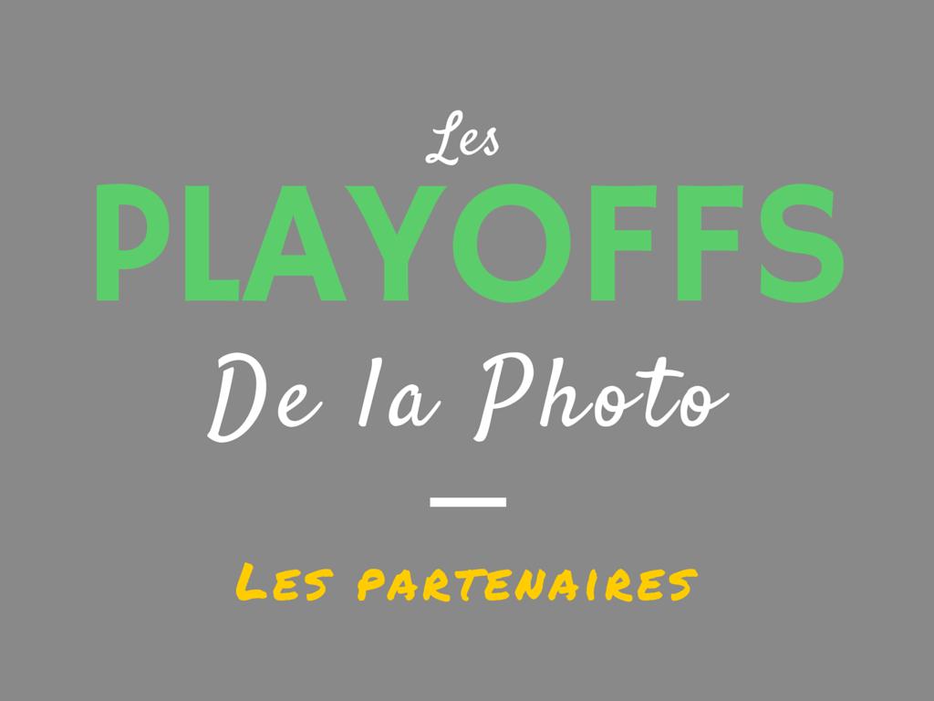 Les Playoffs de la Photo - Les partenaires