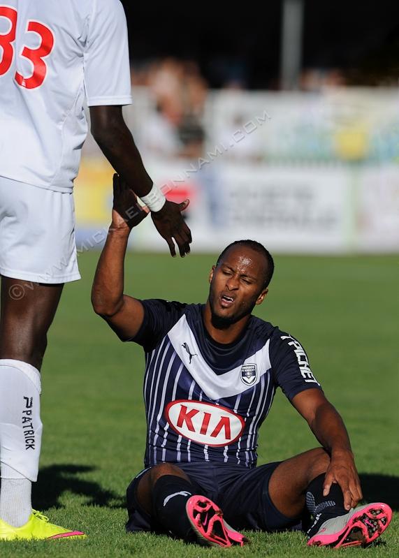 Match amical Girondins de Bordeaux - Clermont à Bergerac