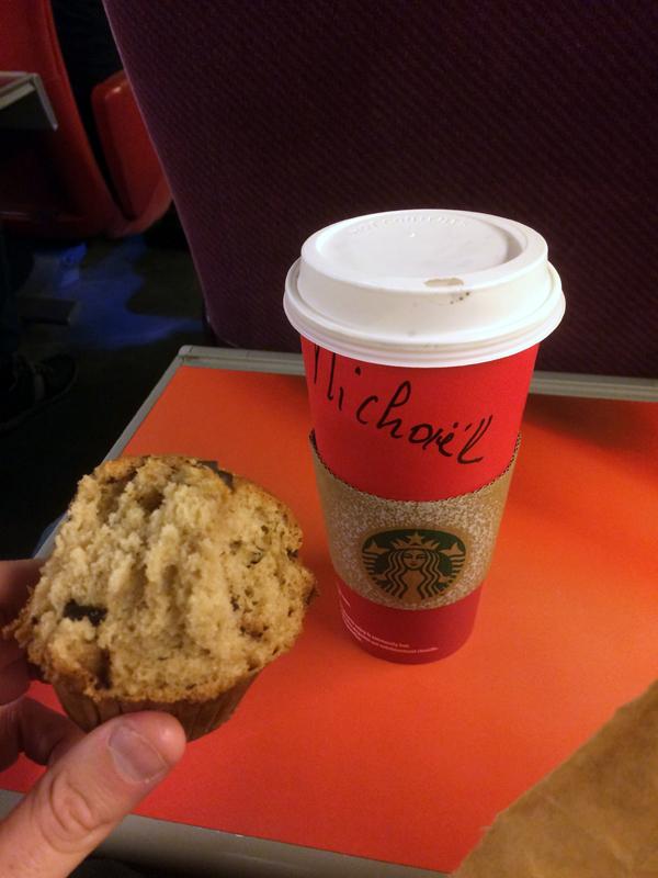 Salon de la Photo 2015 - TGV Starbucks