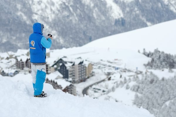 Coupe d'Europe de Snowboardcross - Peyragudes - Mickaël Bonnami Photographe