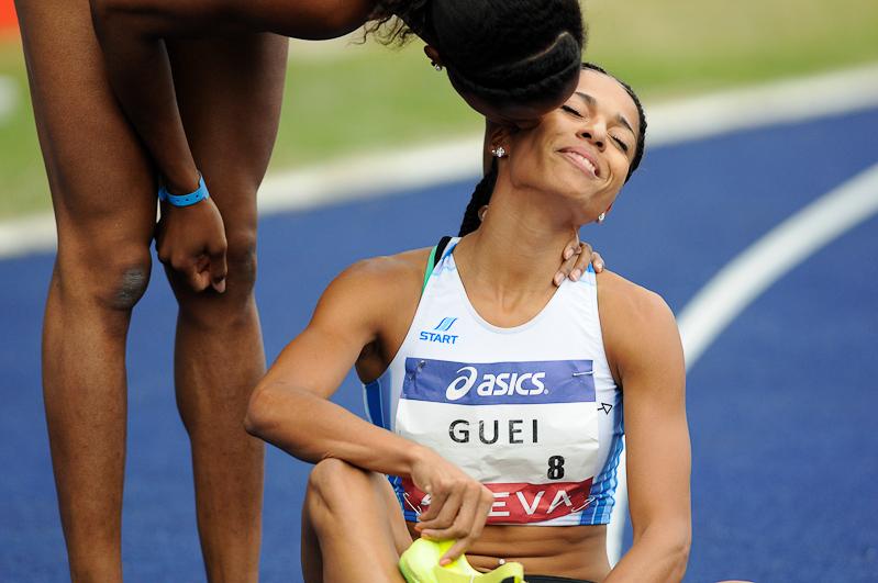 Championnats de France d'Athlétisme 2015 - Lille - Floria Gueï - Mickaël Bonnami Photographe