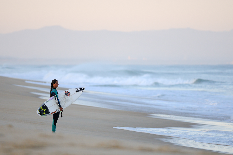 Swatch Girls Pro 2013 - Hossegor - Mickaël Bonnami Photographe