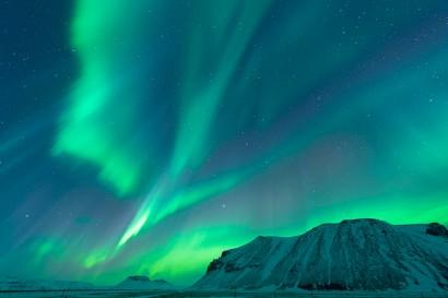 Aurores Boréales – Islande