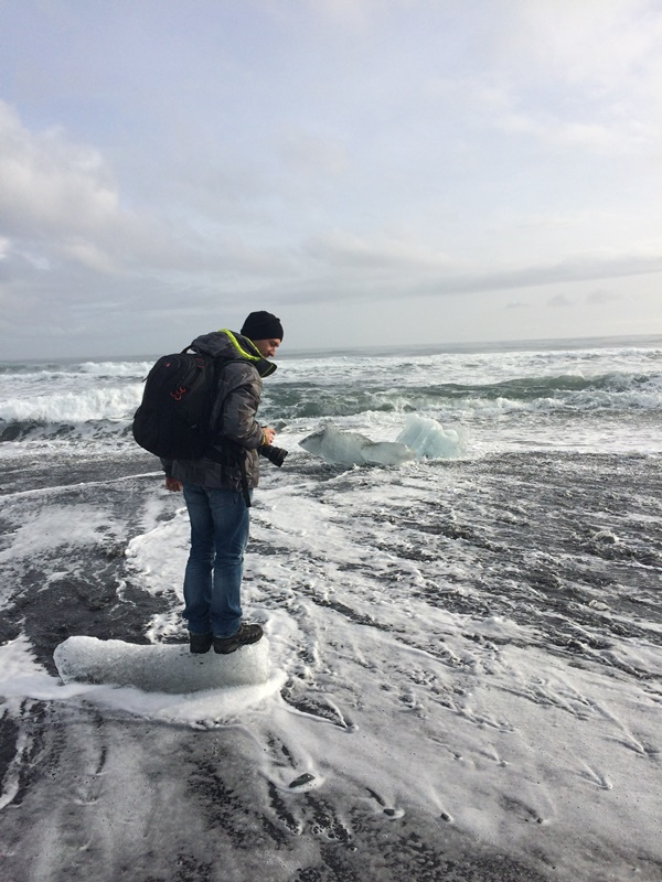 Mickaël Bonnami ¨Photographe - Islande - Jokulsarlon