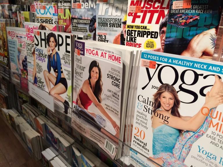 Magazines en Islande