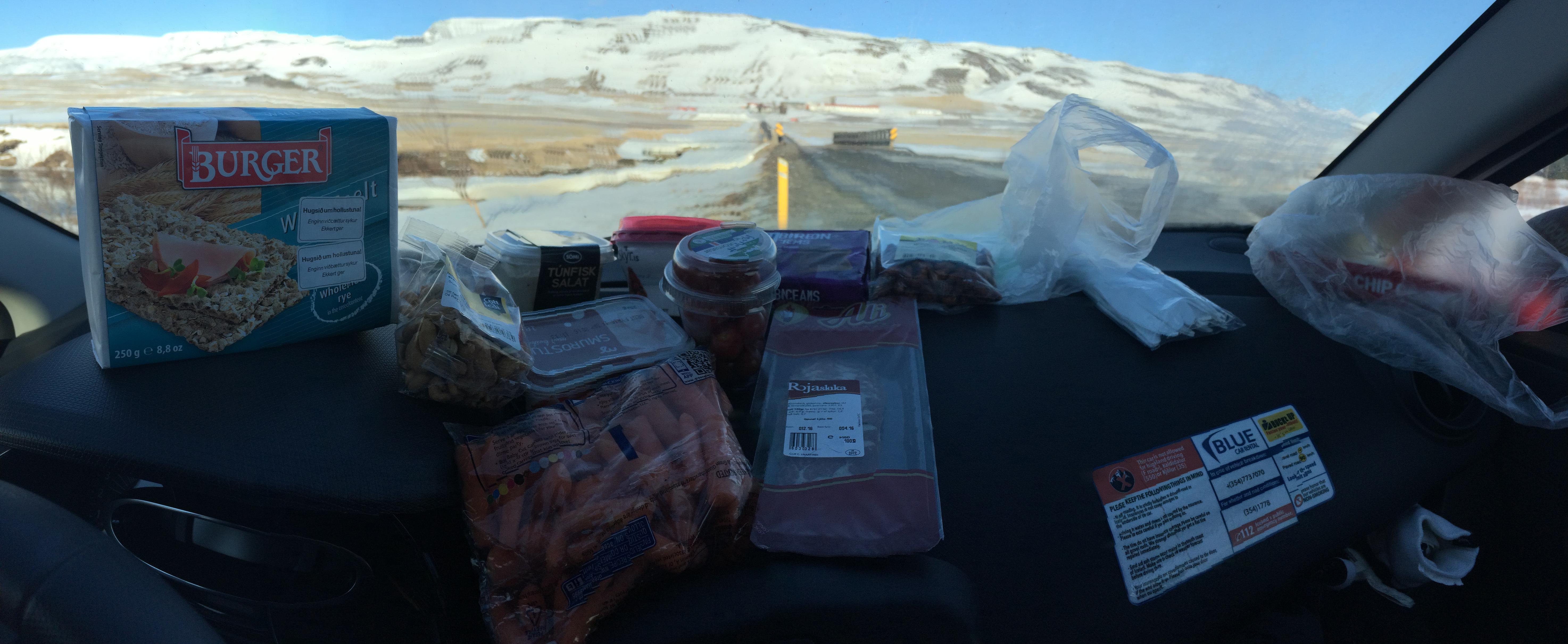 Nourriture islandaise - Islande