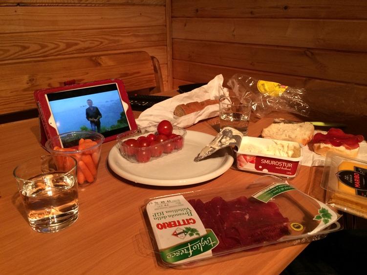 Repas en Islande - Koh Lanta