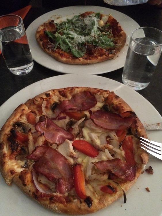 Restaurant Mika - Islande - Pizzas