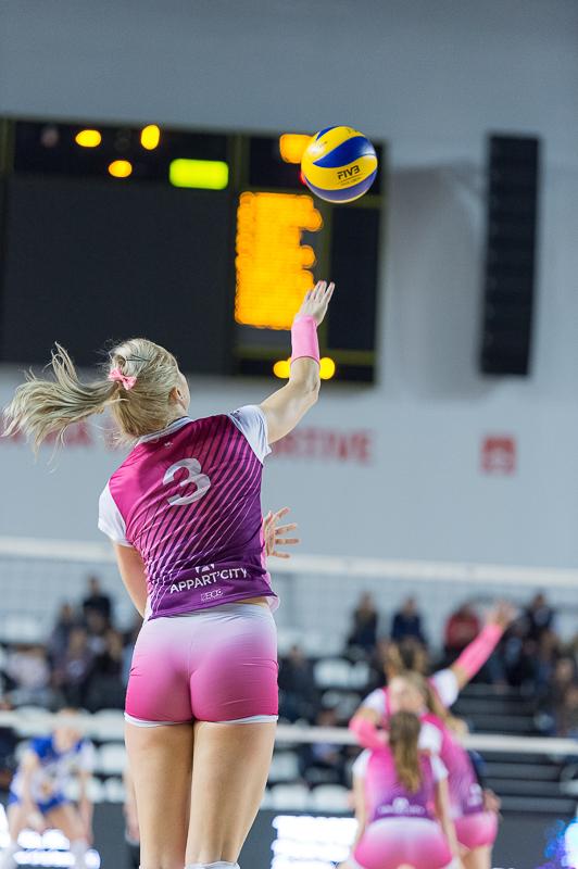 Bordeaux Mérignac Volley - Burdis' - Niort - Palais des Sports de Bordeaux - Jana Angel