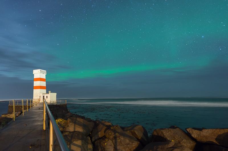Aurores Boréales - Islande - Aurora Borealis