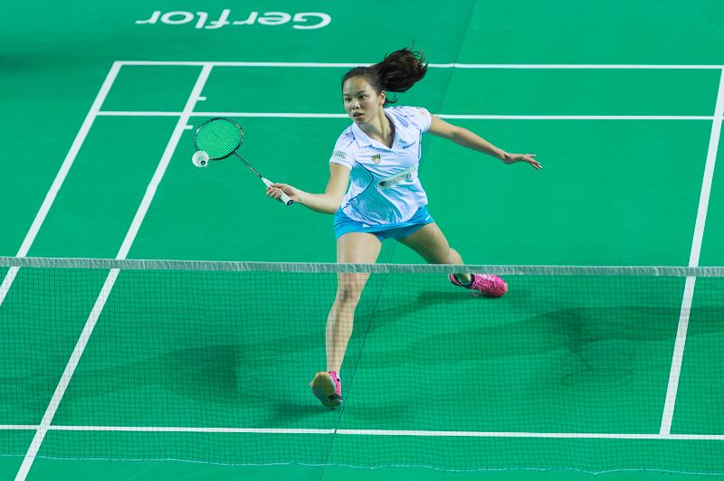 Bordeaux - Aix en Provence - Badminton - Palais des Sports