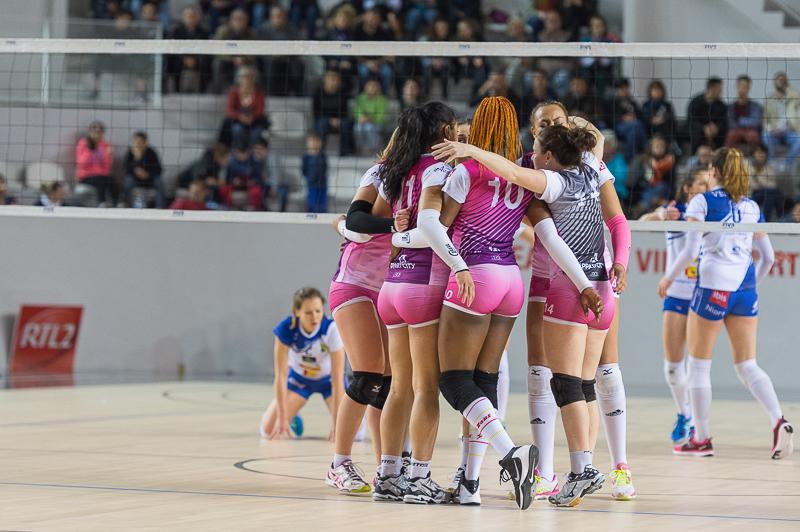 Bordeaux Mérignac Volley - Burdis' - Niort - Palais des Sports de Bordeaux