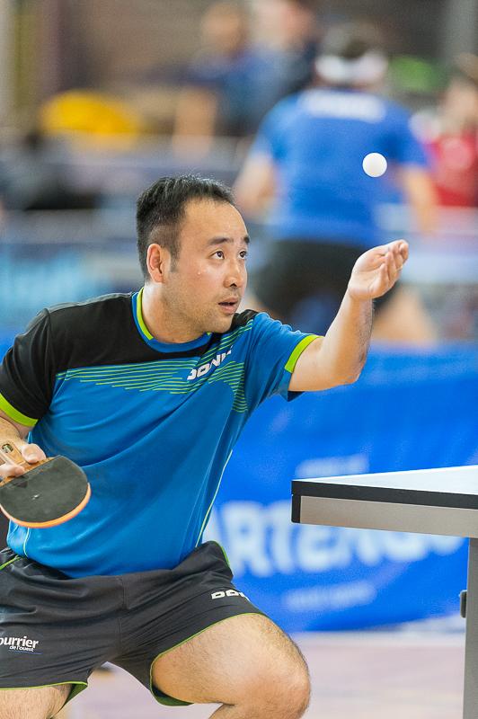 Tournoi international de Tennis de table de Cognac 2016 - Tableau masculin