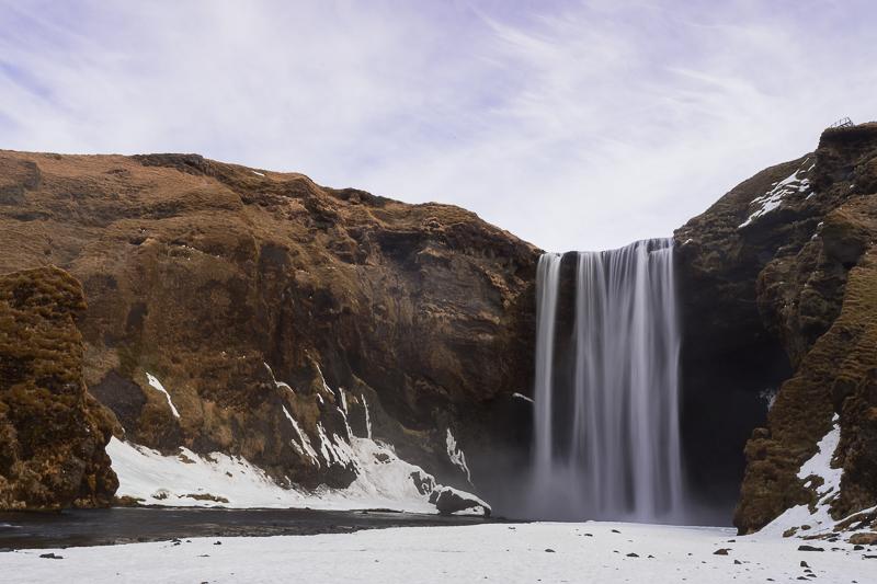 Icelandic Landscapes - Paysages d'Islande - Skogafos - Mickaël Bonnami Photographe