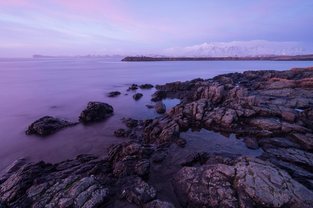 Islande - Port de Höfn