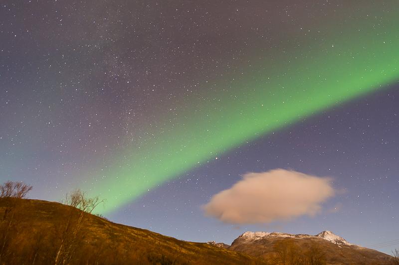 Aurores Boréales Norvège - Tromsø - Mickaël Bonnami Photographe