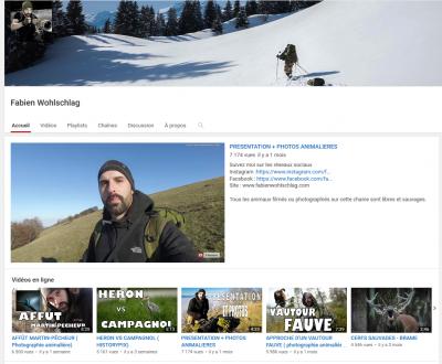 Fabien wohlschlag youtube