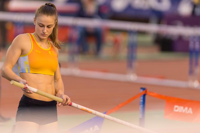 Championnats de France Athlétisme 2017 - Femmes - Bordeaux - Sautereau Mallaury